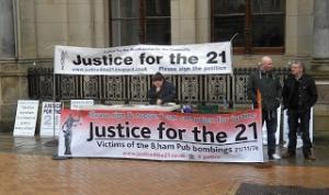 Public Inquiry considered for Birmingham pub bombings