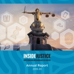 Inside Justice Annual Report 2019-2020 Published